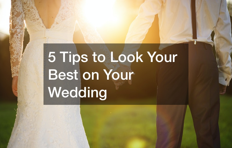 how to look good at a wedding